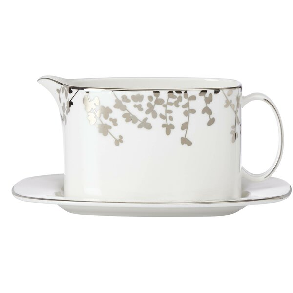 Gardner Street Sauce Boat with Stand by kate spade new york