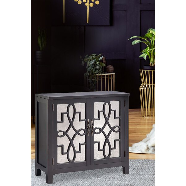 Wurley 2 Door Accent Cabinet by Bloomsbury Market