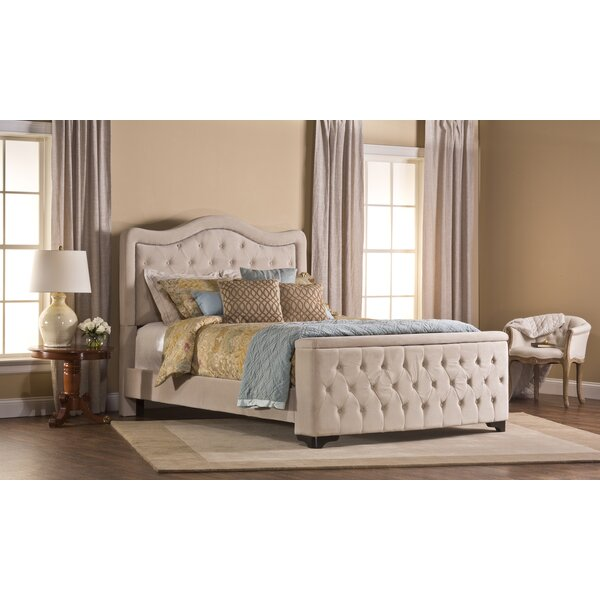 Lubitsch Upholstered Standard Bed by Willa Arlo Interiors