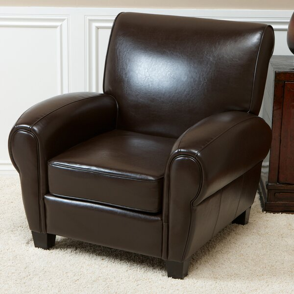 Miranda Club Chair by Darby Home Co