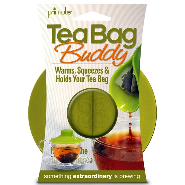 Green Tea Bag Buddy by Primula