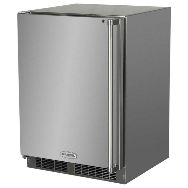 Outdoor 24-inch 5.1 cu. ft. Undercounter Refrigeration by Marvel