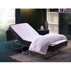 Five Star Folding Bed with Mattress by Casamode Functional Furniture