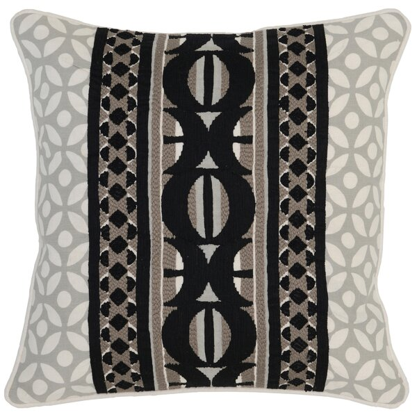 Ganey Throw Pillow by Bloomsbury Market