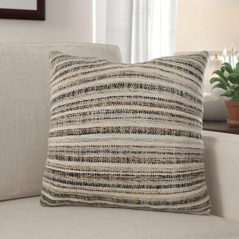 Foundry Select Delphi Luxury Tones Throw Pillow Wayfair