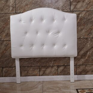 Twin Button Tufted Panel Headboard ByBellasario Collection