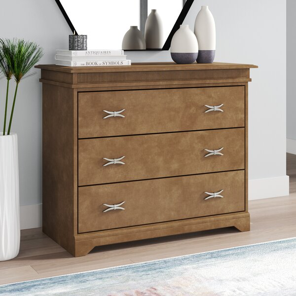 Avalon 3 Drawer Dresser by Akin Akin