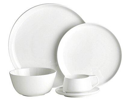 Marc Newson Bone China 20 Piece Dinnerware Set, Service for 4 by Noritake