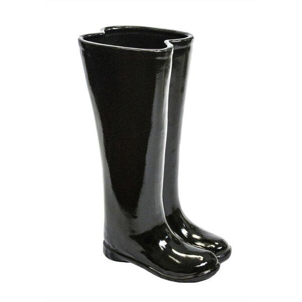 Paxson Boot Umbrella Stand by Winston Porter