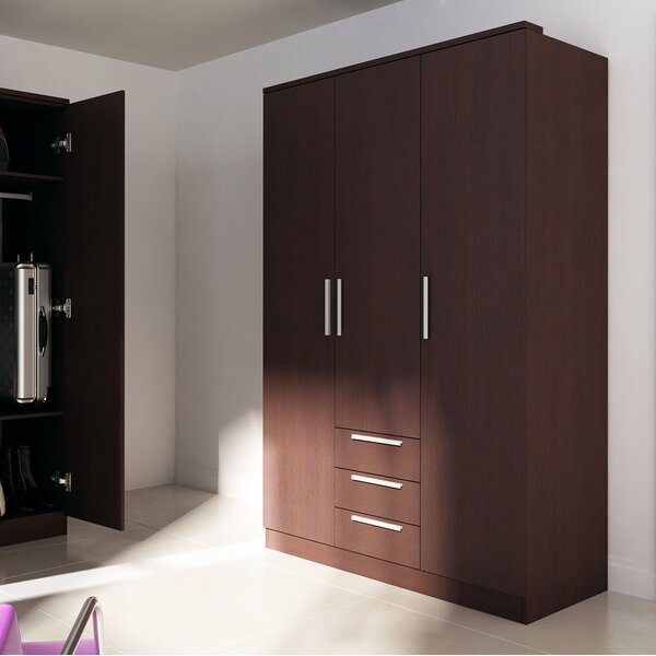 Poirier Armoire by Latitude Run