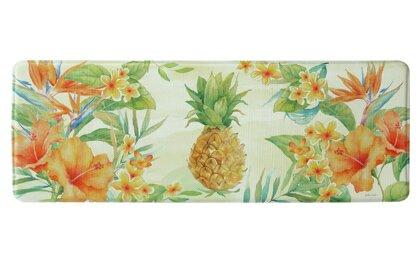 Savage Pineapple Kitchen Mat by Bay Isle Home