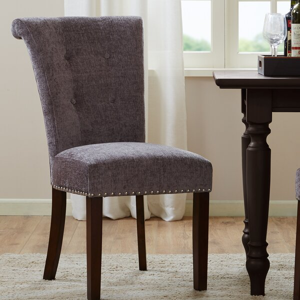 Olivier Upholstered Dining Chair (Set of 2) by Darby Home Co