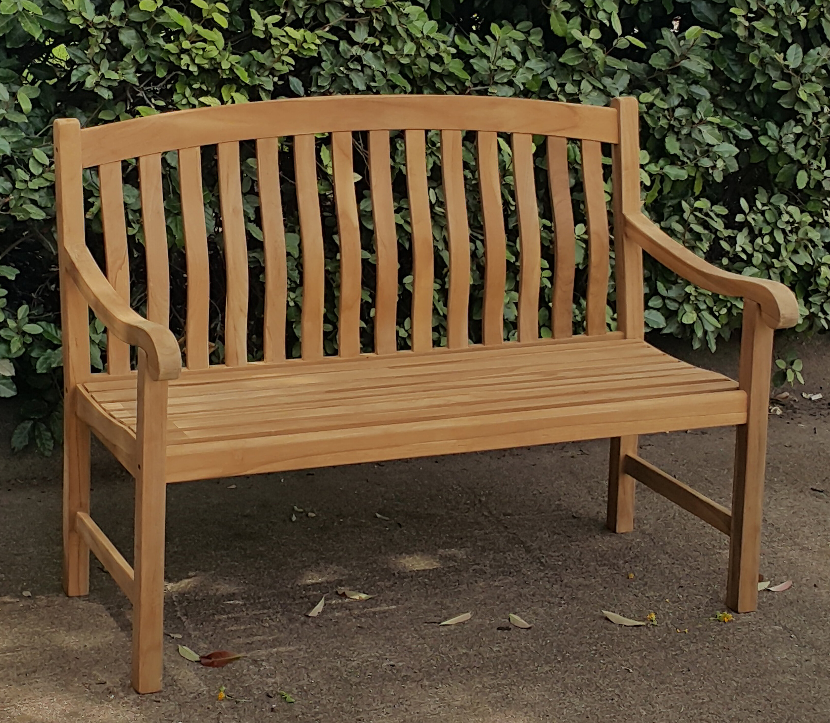 garden seat on design l benchthis the based symmetrical bench of famous single style marlboro edwin was outdoor architect sir lutyens teak