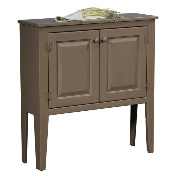 Gomez 2 Door Accent Cabinet by August Grove August Grove