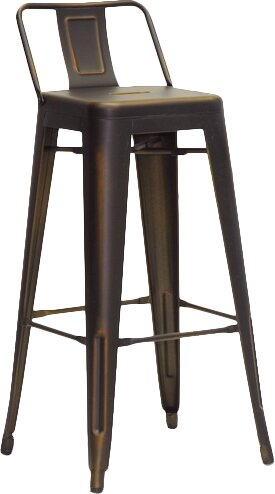 Baxton Studio 30.38 Bar Stool (Set of 2) by Wholesale Interiors