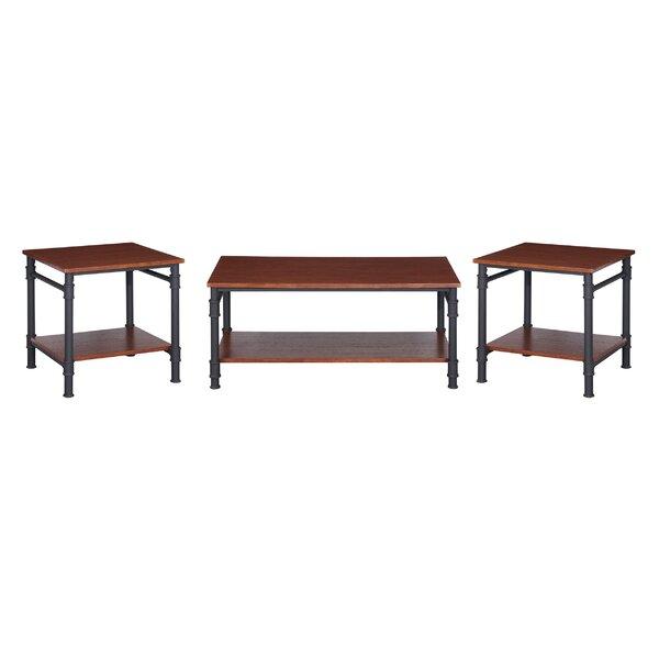 Bealeton 3 Piece Coffee Table Set by Williston Forge