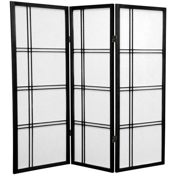 Marla 3 Panel Room Divider by World Menagerie
