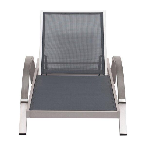 Pegasus Chaise Lounge by Mercury Row