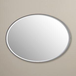 Red Barrel Studio Tarek Oval Wall Mirror