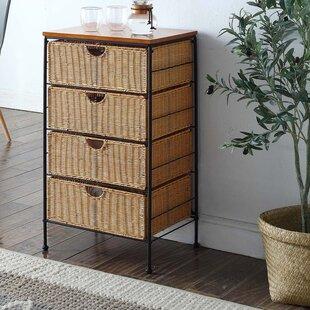 Compare Sonia 4-Drawer Storage Chest ByWinston Porter
