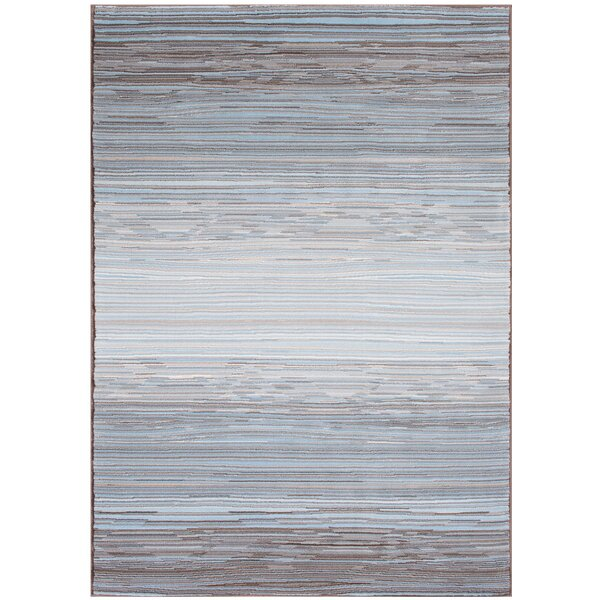 Ophelia Gray Area Rug by Red Barrel Studio