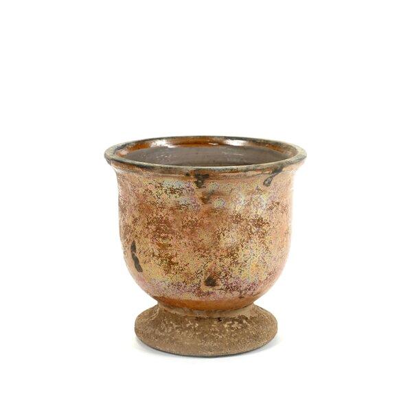 Grail Concrete Urn Planter by Serax