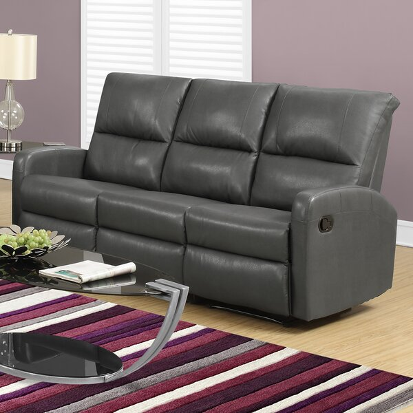 Chic Collection Fiala Reclining Sofa by Ebern Designs by Ebern Designs