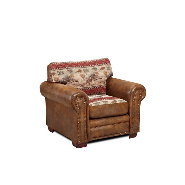 Charlie Armchair by Millwood Pines Millwood Pines