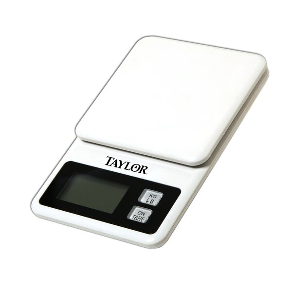 Digital Kitchen Scale (set Of 4) By Taylor.