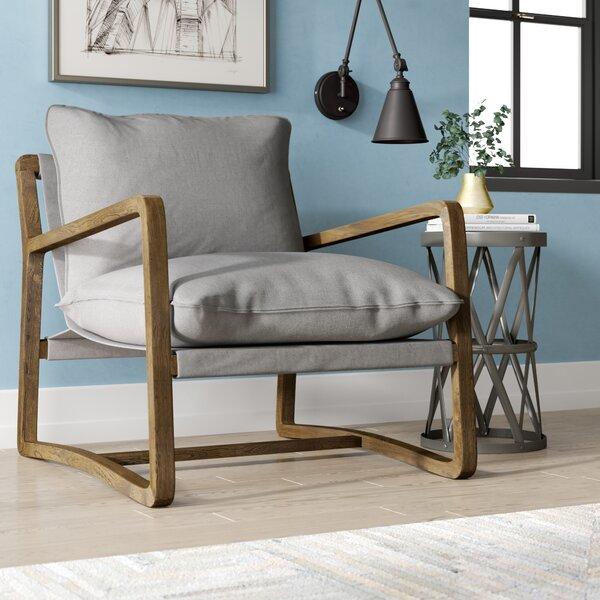 Sandrine Armchair by Trent Austin Design