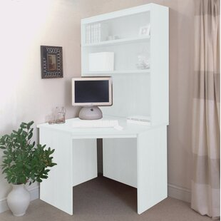 structube corner en clayton desk white