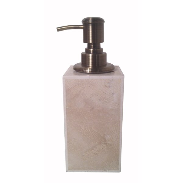 Lee Soap & Lotion Dispenser by Oggetti