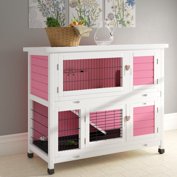 Amber Chicken Coop and Rabbit Hutch by Tucker Murphy Pet