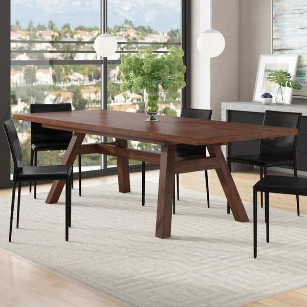 Damiani Extendable Dining Table by Brayden Studio