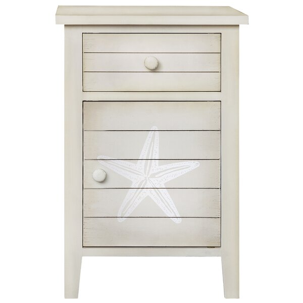 Grullon 1 Door Accent Cabinet by Highland Dunes Highland Dunes
