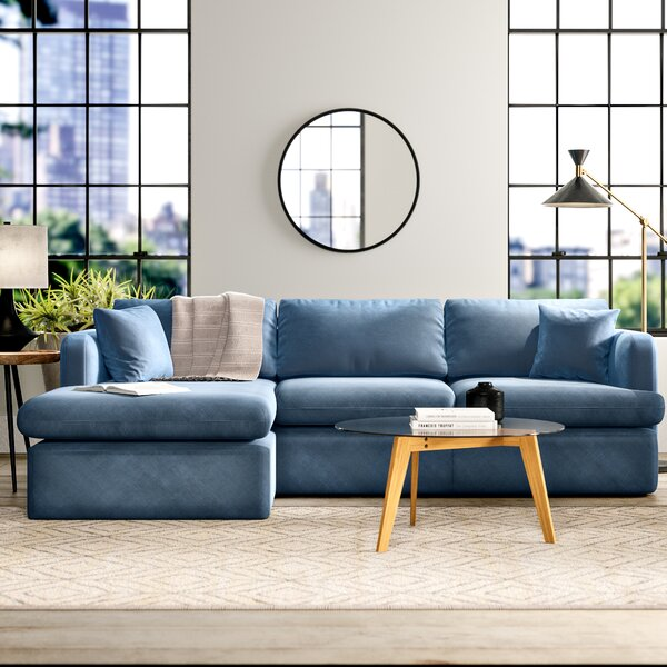 Clarence Sectional by Modern Rustic Interiors