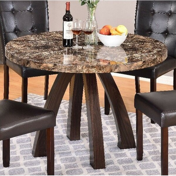 Fossil Dining Table by Global Trading Unlimited