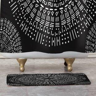 Round And Round Bath Mat