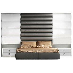 Berkley Panel 3 Piece Bedroom Set