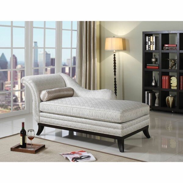 Sherwood Chaise Lounge By Canora Grey