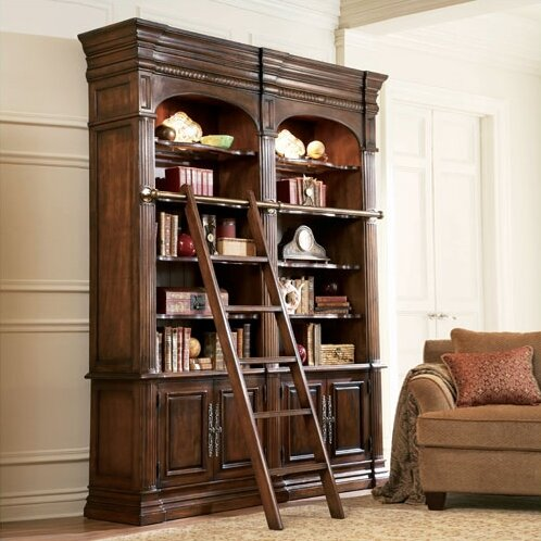 Rhapsody Oversized Set Bookcase by Hooker Furniture