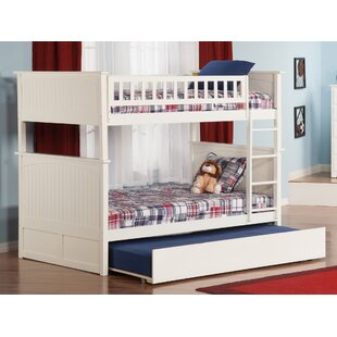 Comparison Maryellen Twin over Full Bunk Bed with Trundle ByViv + Rae