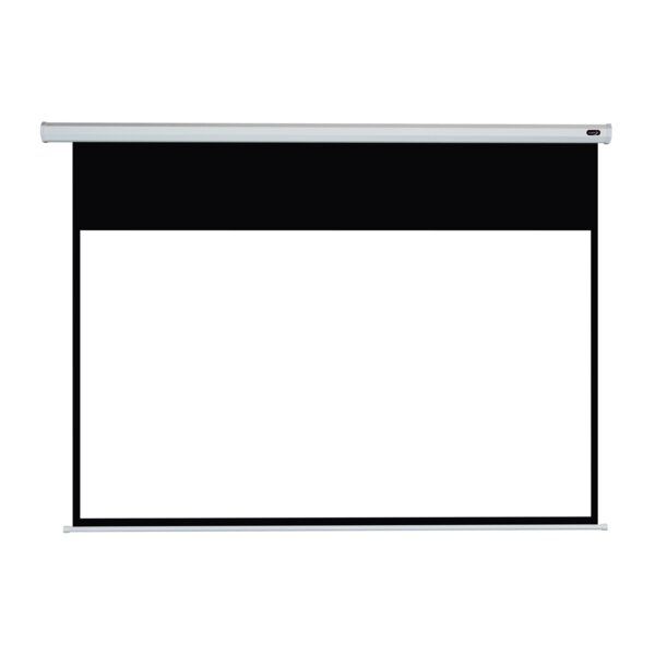 Juno Motorized Electric Projection Screen by Elunevision
