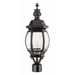 Savings Claypool 1-Light Lantern Head By Astoria Grand