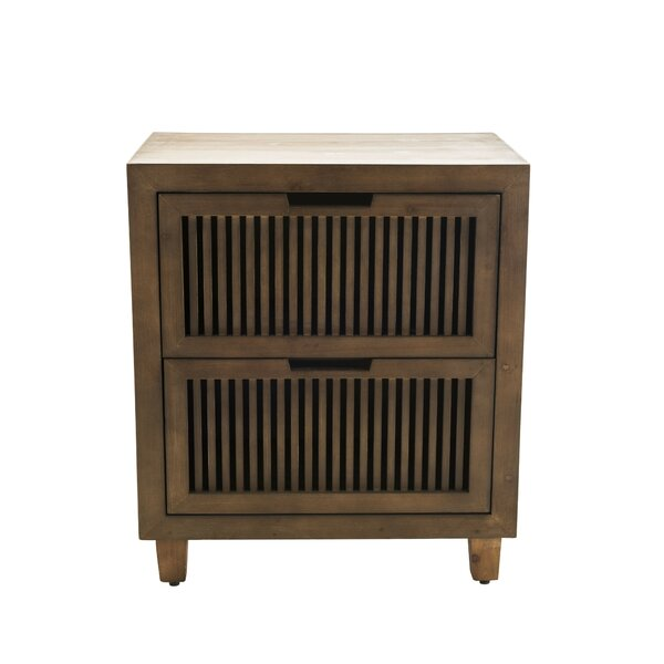 Amara 2 Drawer Accent Cabinet by Langley Street