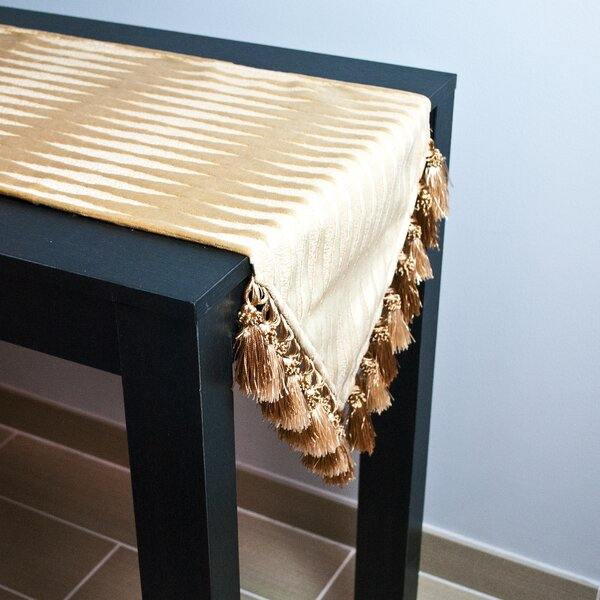 Golden Gate Table Runner by Sherry Kline