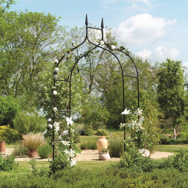 Steel Gothic Arch by Gardman