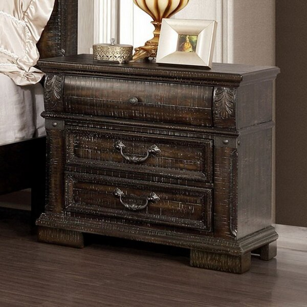 Cannock 2 Drawer Nightstand by Darby Home Co