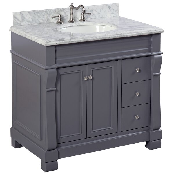 Westminster 36 Single Bathroom Vanity Set by Kitch