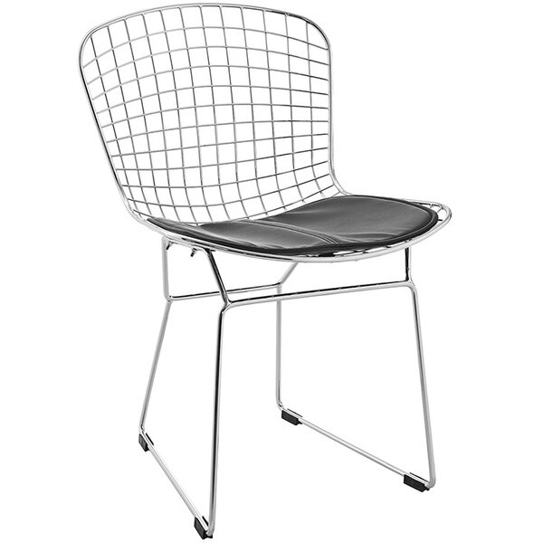 Modern Wire Style Side Chair by C2A Designs